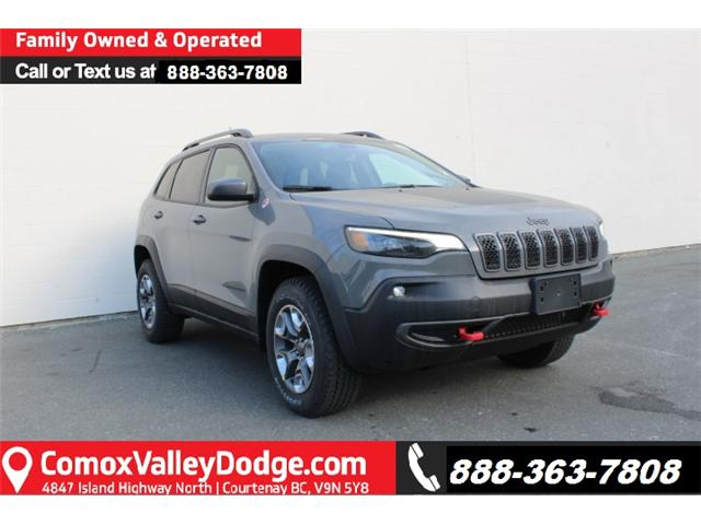 2019 Jeep Cherokee Trailhawk (Stk: D361898) in Courtenay - Image 1 of 30