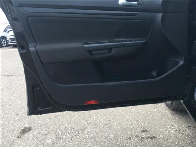 2013 Volkswagen Golf 2.0 TDI Comfortline (Stk: 13-73836) in Brampton - Image 12 of 25