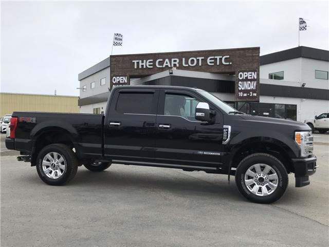 2018 Ford F-250 Platinum (Stk: 19140) in Sudbury - Image 1 of 22