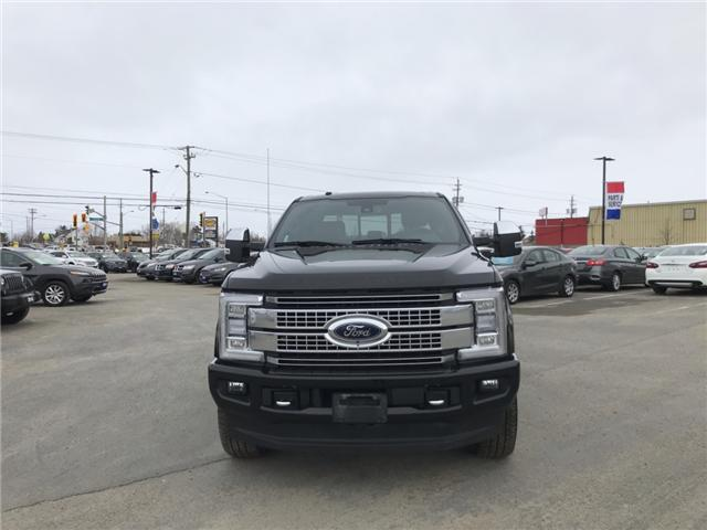 2018 Ford F-250 Platinum (Stk: 19140) in Sudbury - Image 2 of 22