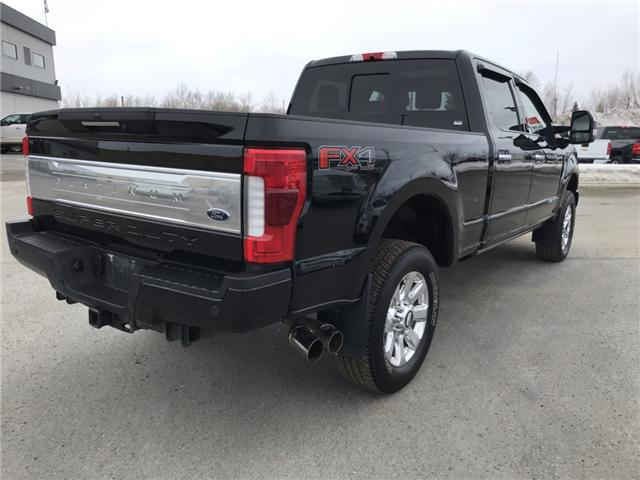 2018 Ford F-250 Platinum (Stk: 19140) in Sudbury - Image 7 of 22