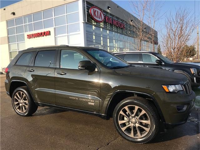 2017 Jeep Grand Cherokee Limited (Stk: 21038A) in Edmonton - Image 1 of 30