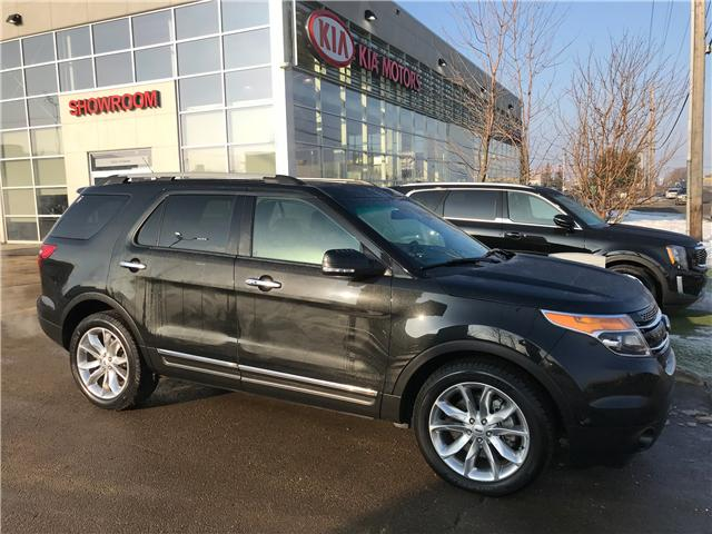 2014 Ford Explorer Limited (Stk: 21553A) in Edmonton - Image 1 of 30