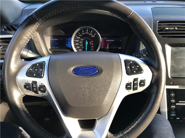 2014 Ford Explorer Limited (Stk: 21553A) in Edmonton - Image 22 of 30