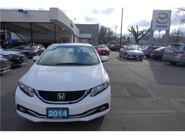 2014 Honda Civic Touring (Stk: 550268A) in Victoria - Image 2 of 22