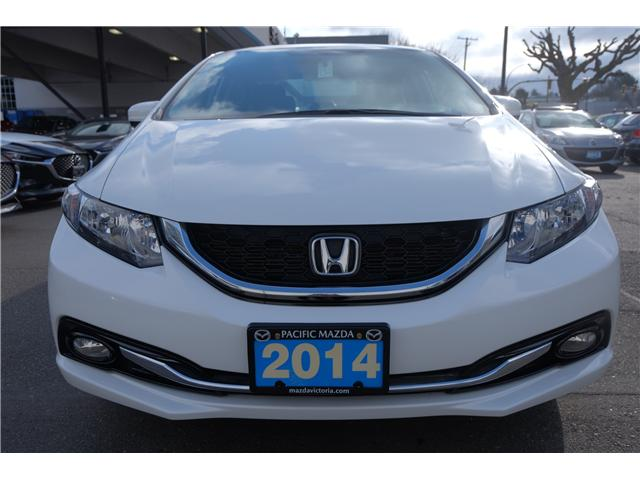 2014 Honda Civic Touring (Stk: 550268A) in Victoria - Image 3 of 22