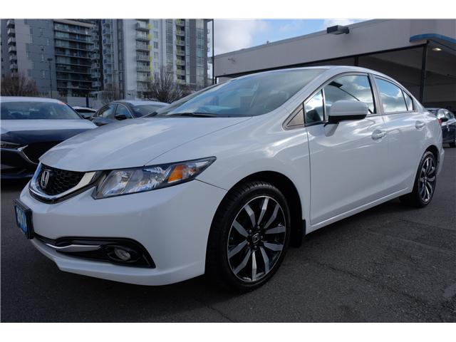 2014 Honda Civic Touring (Stk: 550268A) in Victoria - Image 4 of 22