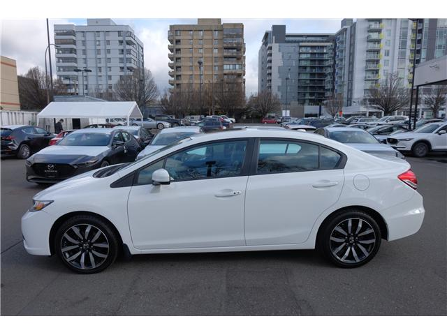 2014 Honda Civic Touring (Stk: 550268A) in Victoria - Image 5 of 22