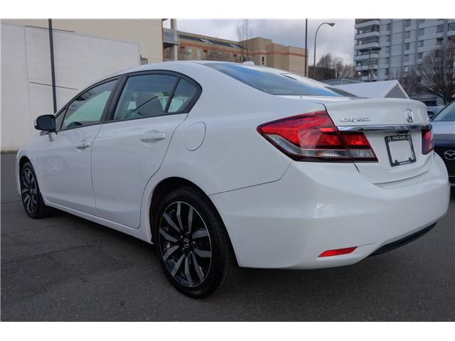 2014 Honda Civic Touring (Stk: 550268A) in Victoria - Image 6 of 22