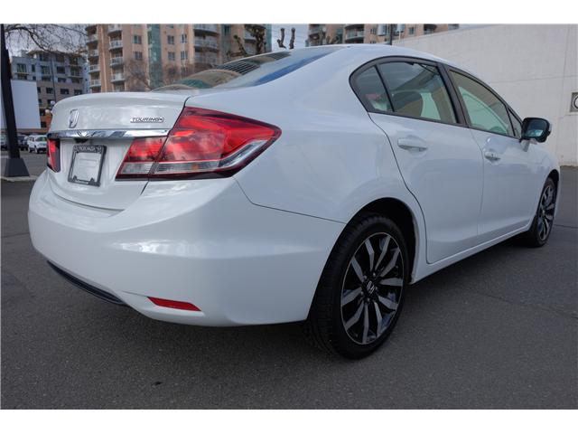 2014 Honda Civic Touring (Stk: 550268A) in Victoria - Image 10 of 22