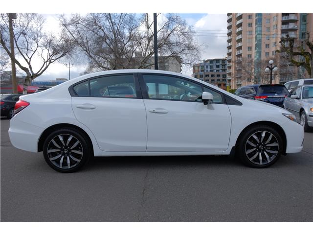 2014 Honda Civic Touring (Stk: 550268A) in Victoria - Image 11 of 22