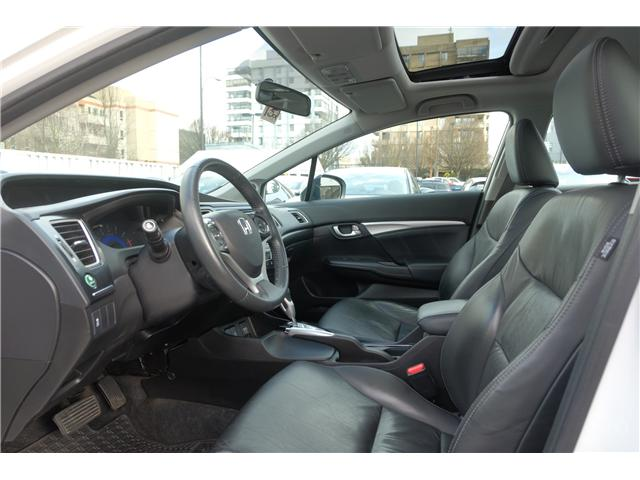 2014 Honda Civic Touring (Stk: 550268A) in Victoria - Image 14 of 22