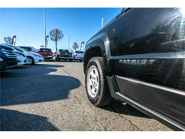 2012 Jeep Patriot Sport/North (Stk: K215647A) in Abbotsford - Image 11 of 22