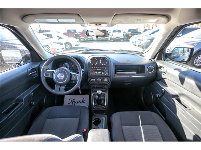 2012 Jeep Patriot Sport/North (Stk: K215647A) in Abbotsford - Image 13 of 22
