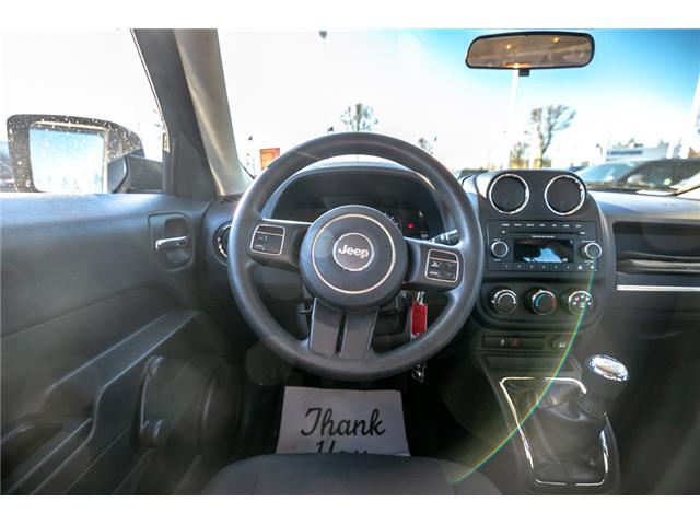2012 Jeep Patriot Sport/North (Stk: K215647A) in Abbotsford - Image 14 of 22