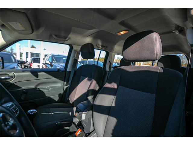 2012 Jeep Patriot Sport/North (Stk: K215647A) in Abbotsford - Image 16 of 22