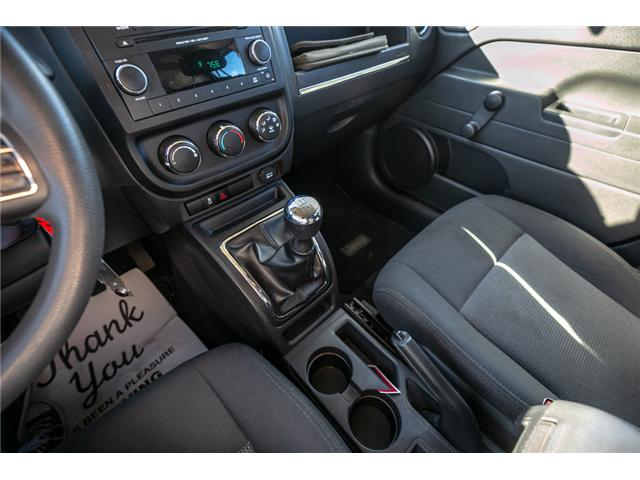 2012 Jeep Patriot Sport/North (Stk: K215647A) in Abbotsford - Image 20 of 22