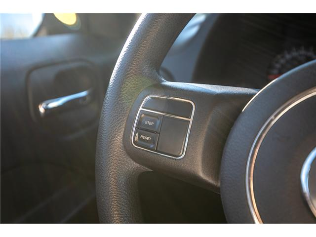 2012 Jeep Patriot Sport/North (Stk: K215647A) in Abbotsford - Image 21 of 22