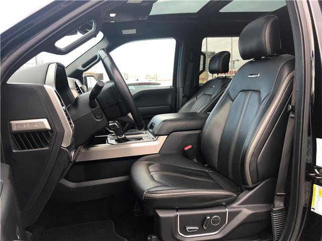 2017 Ford F-150 Platinum (Stk: 17-C64831) in Abbotsford - Image 13 of 17