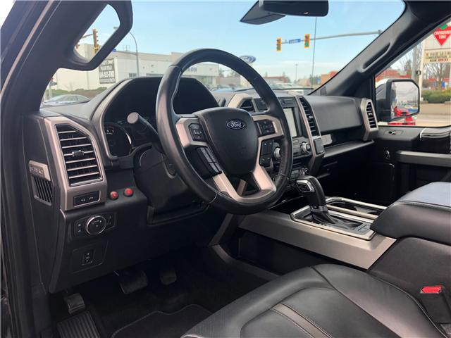 2017 Ford F-150 Platinum (Stk: 17-C64831) in Abbotsford - Image 12 of 17