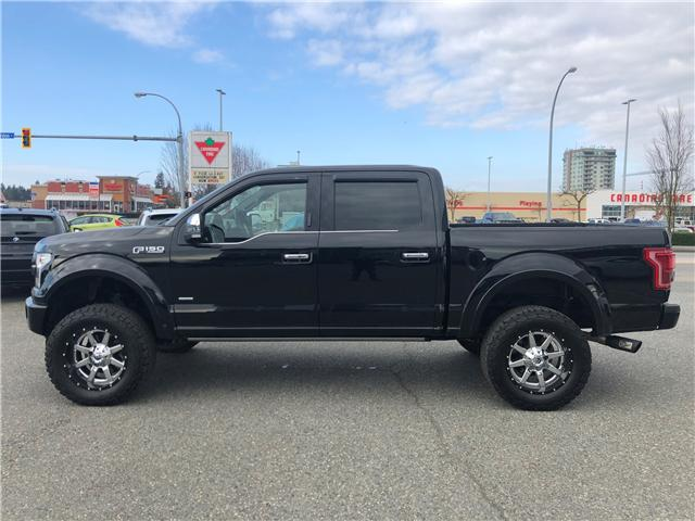 2017 Ford F-150 Platinum (Stk: 17-C64831) in Abbotsford - Image 4 of 17