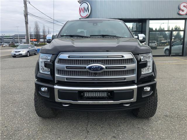 2017 Ford F-150 Platinum (Stk: 17-C64831) in Abbotsford - Image 2 of 17
