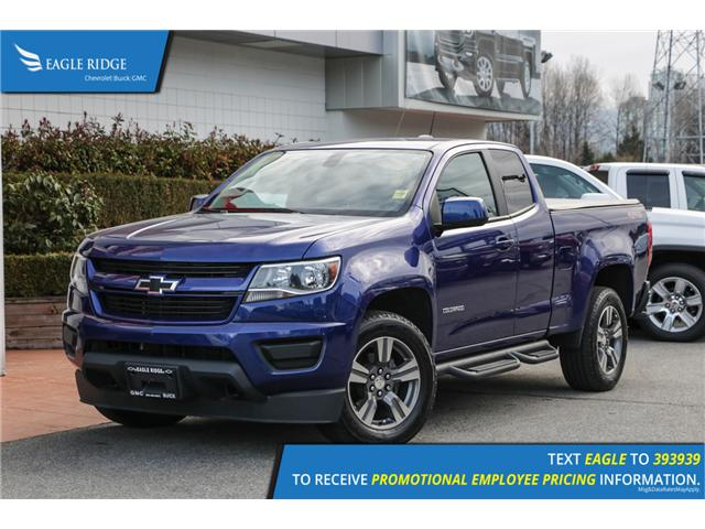 2017 Chevrolet Colorado WT (Stk: 176035) in Coquitlam - Image 1 of 12