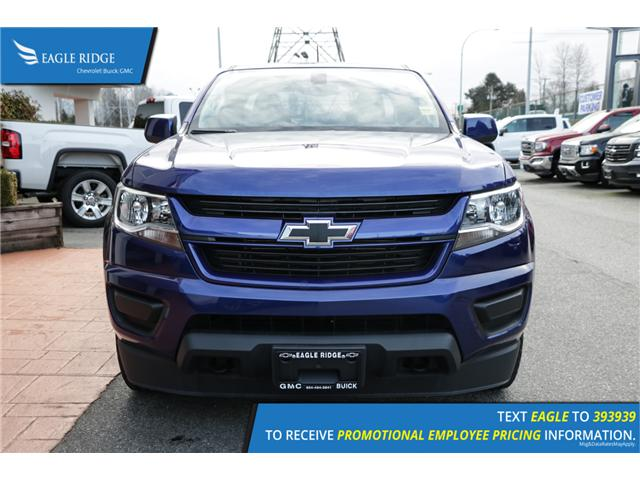2017 Chevrolet Colorado WT (Stk: 176035) in Coquitlam - Image 2 of 12