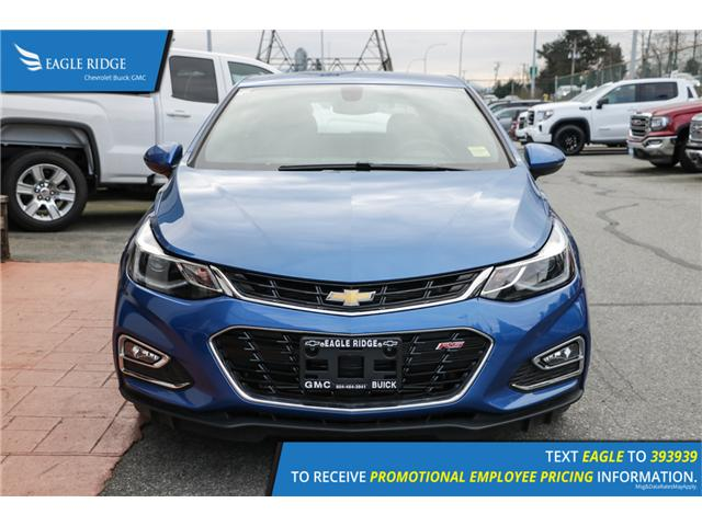 2018 Chevrolet Cruze Premier Auto (Stk: 189426) in Coquitlam - Image 2 of 16