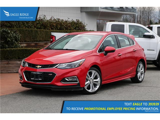 2018 Chevrolet Cruze Premier Auto (Stk: 189598) in Coquitlam - Image 1 of 16