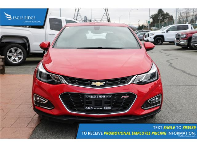 2018 Chevrolet Cruze Premier Auto (Stk: 189598) in Coquitlam - Image 2 of 16