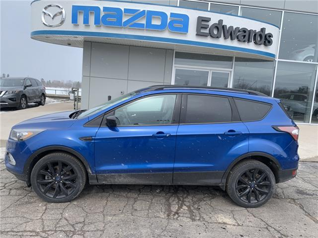 2017 Ford Escape SE (Stk: 21691) in Pembroke - Image 1 of 12