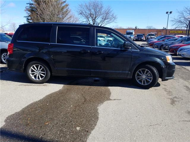 2018 Dodge Grand Caravan CVP/SXT (Stk: OP10183) in Mississauga - Image 4 of 15