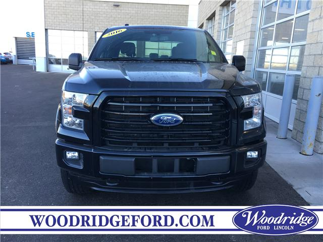 2016 Ford F-150 XLT (Stk: K-1067A) in Calgary - Image 4 of 19