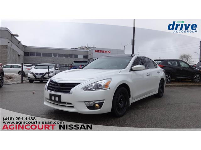 2015 Nissan Altima 2.5 SV (Stk: KC778157A) in Scarborough - Image 1 of 23
