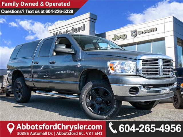 2006 Dodge Ram 2500 ST (Stk: J179569C) in Abbotsford - Image 1 of 1