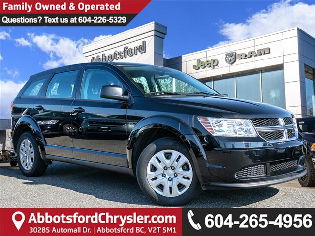 Used 2015 Dodge Journey for sale in Abbotsford