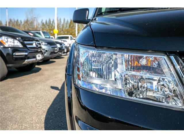 2015 Dodge Journey CVP/SE Plus (Stk: J179969A) in Abbotsford - Image 11 of 25