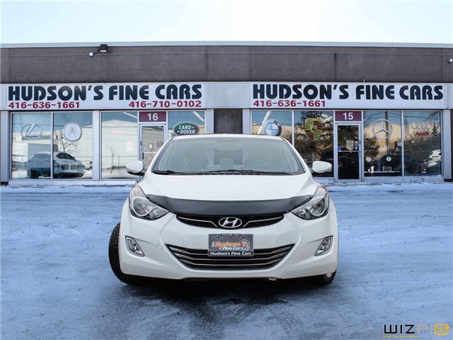 2013 Hyundai Elantra GL (Stk: 45791) in Toronto - Image 2 of 30