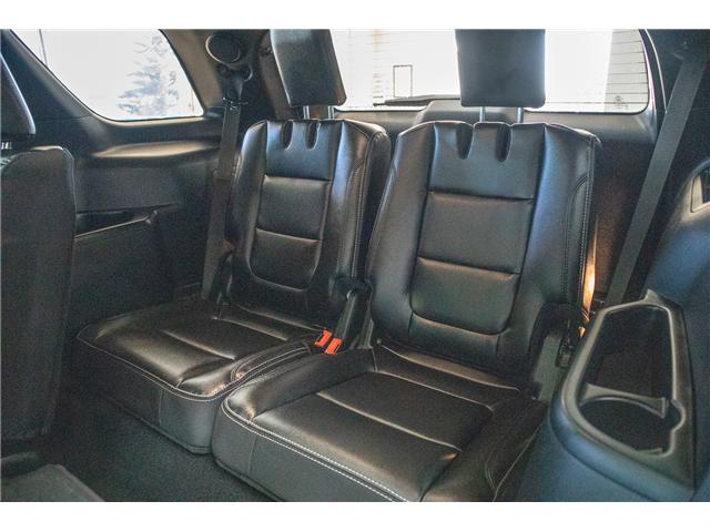 2019 Ford Explorer Limited (Stk: B81390) in Okotoks - Image 11 of 25