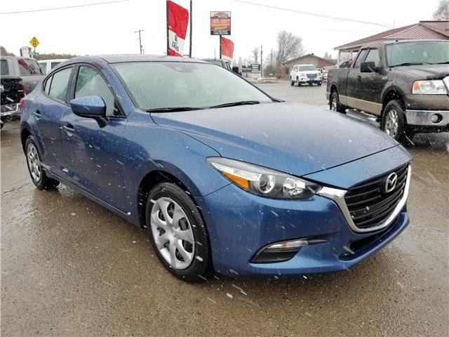 2018 Mazda Mazda3 GX (Stk: ) in Kemptville - Image 1 of 18