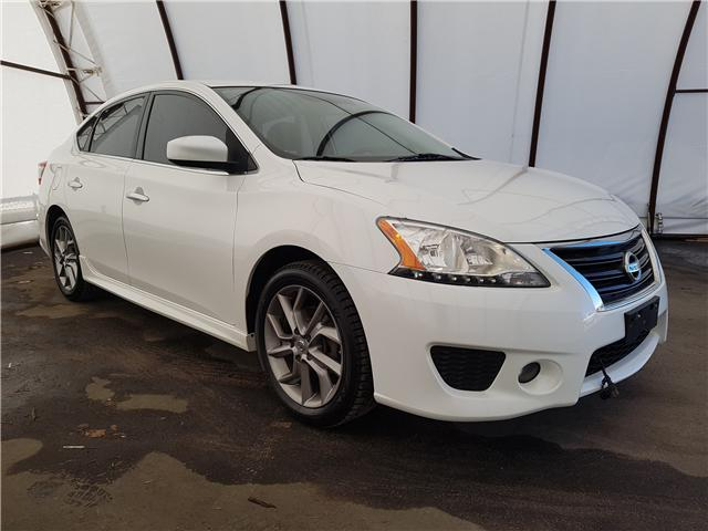 2014 Nissan Sentra  (Stk: 1912723) in Thunder Bay - Image 1 of 19