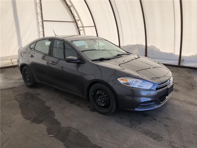 2015 Dodge Dart Aero (Stk: I12661) in Thunder Bay - Image 1 of 12