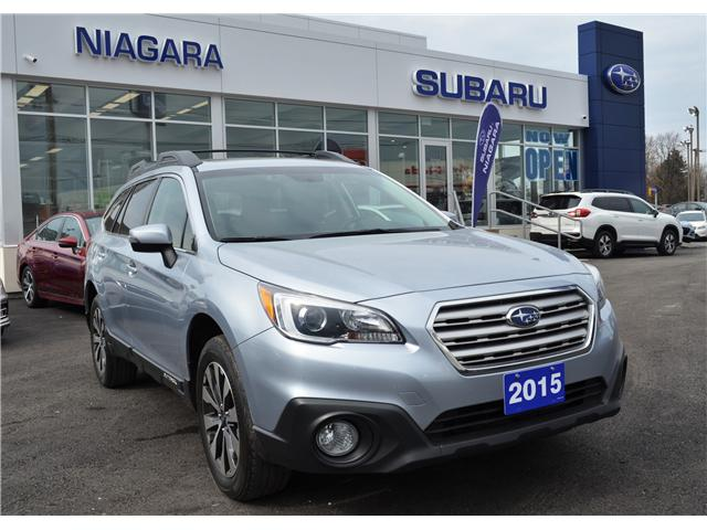 2015 Subaru Outback 2.5i Limited Package (Stk: Z1472) in St.Catharines - Image 1 of 29