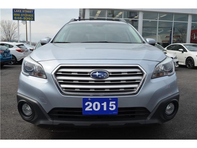 2015 Subaru Outback 2.5i Limited Package (Stk: Z1472) in St.Catharines - Image 2 of 29