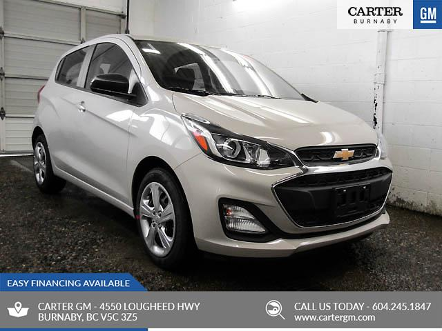 2019 Chevrolet Spark LS CVT (Stk: 49-18050) in Burnaby - Image 1 of 12