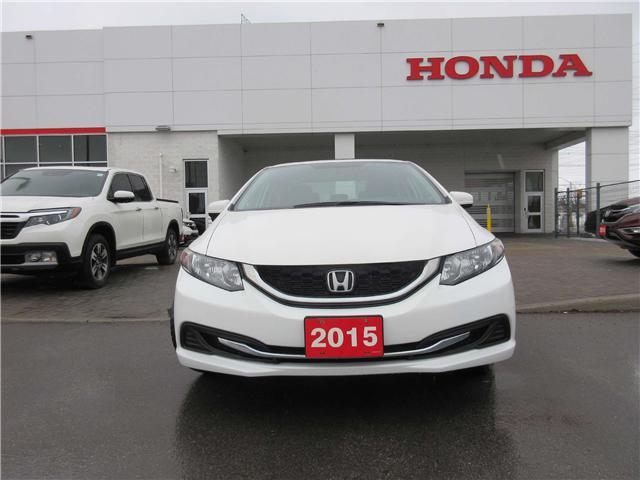 2015 Honda Civic EX (Stk: SS3399) in Ottawa - Image 1 of 12