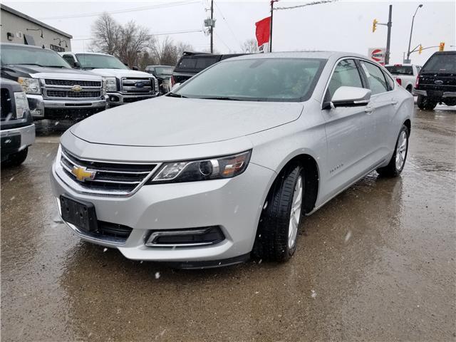 2018 Chevrolet Impala 1LT (Stk: ) in Kemptville - Image 3 of 18