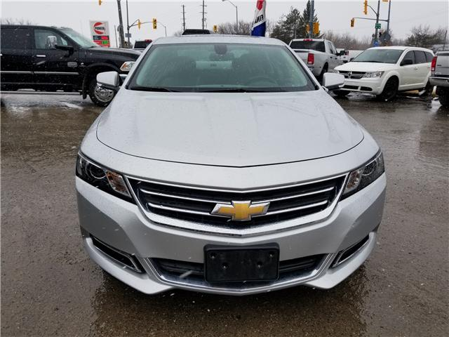 2018 Chevrolet Impala 1LT (Stk: ) in Kemptville - Image 2 of 18