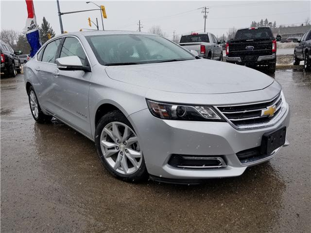2018 Chevrolet Impala 1LT (Stk: ) in Kemptville - Image 1 of 18
